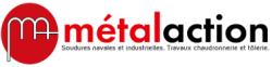 logo de l'entreprise métal action brest